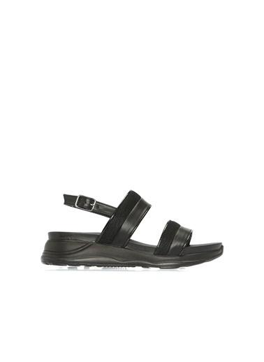 Divarese Divarese 5023018 Kadın Sandalet Siyah